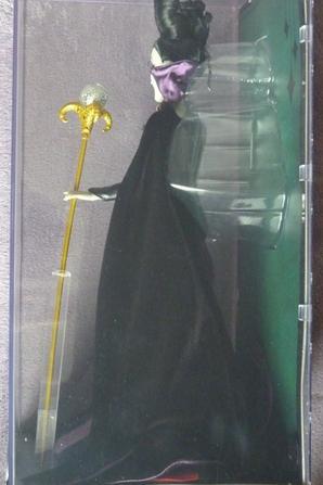 Disney Store - poupée Maléfique