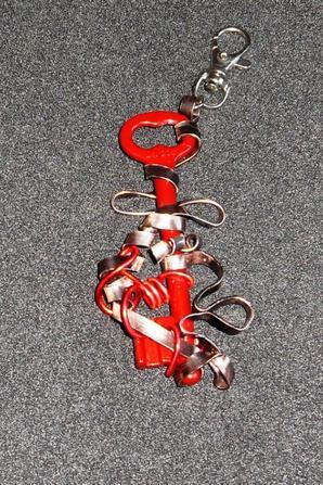 bijoux de sac ou porte clef 2012