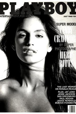 Cindy Crawford : Playboy