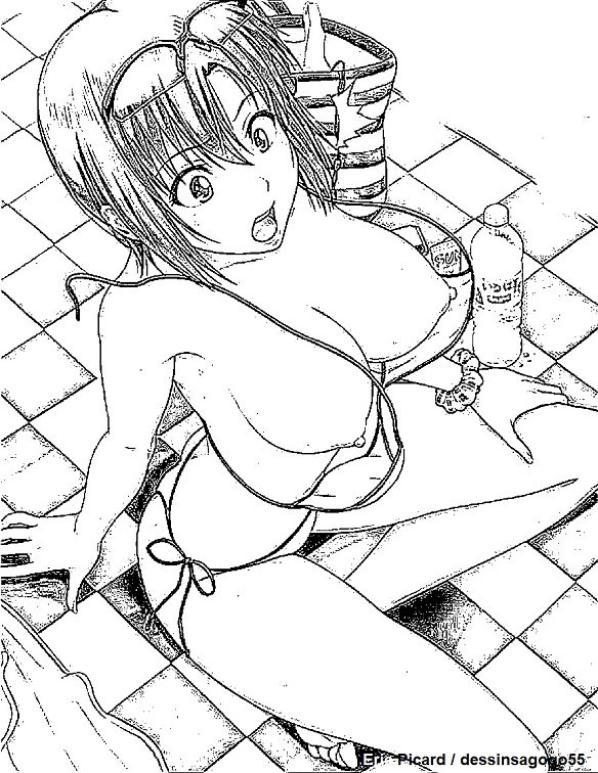 Manga : dessinsagogo55