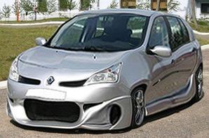 Renault modifiée