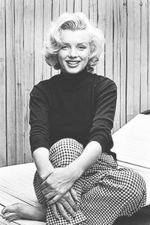 Marilyn Monroe par Alfred Eisenstaedt 1953