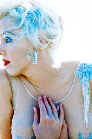 Marilyn Monroe 1958.