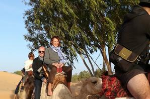 Désert de lompoul Sénégal