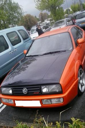 VW CORADO