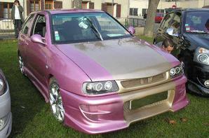 voiture que j'ai connu