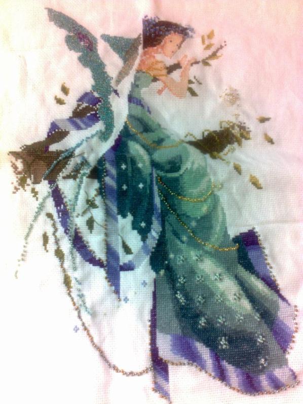 un lili point a offrirtres vite et lavancee de ma mirabilia