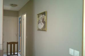 quelques petits changements chez moi ,ma louloutte a eu un bureau monter par mes soins lol ,jaai repeind tt mon couloir avec une peinture paillete et jai un superbe poulailler pour accueillir bientot 3jolies poulettes