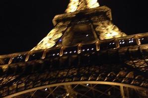 ma louloute a passer le weekend a paris avec entre autre visite d'euros disney et de la tour eiffel