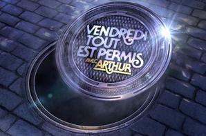 """Arthur : Découvrez Les 1ères images de """"Vendredi tout est permis avec Arthur"""" diffusé vendredi sur TF1"""