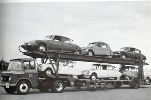 Citroën en balade !