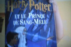 Ma Mère Nous A Acheté Deux Livres Harry Potter ( Harry Potter L'Ordre Du Phénix X Harry Potter Et Le Prince De Sang-Mêlé )
