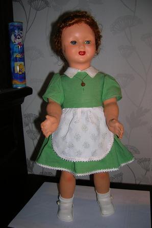 poupée gégé