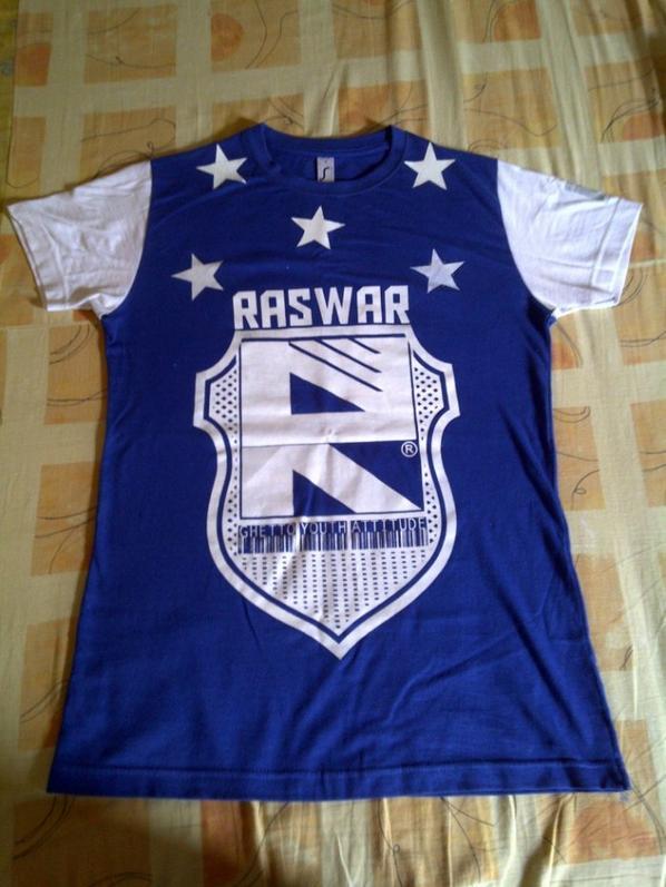 RASWAR Flash it