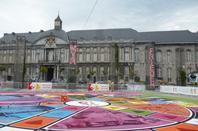 Ma ville de Liège commémore le centenaire de la grande guerre.