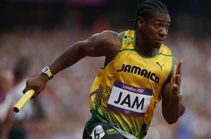 Usain Bolt Vs Yohan Blake