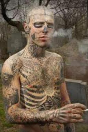 Zombie Boy 2 Welcome