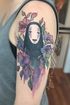 Spirited Away - No-Face