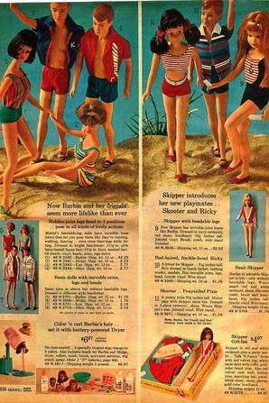 SKIPPER vintage