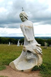 La Vallée des Saints Bretons à Carnoët (22)
