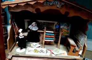 La brocante des jouets anciens de notre amie Trottinette et coccinelle