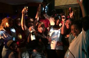 Miss Porsche a fêté son anniversaire au Café-Concert de Tsholo Nkésé/Lebridge@Events
