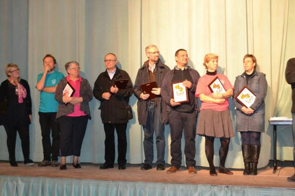 LES CHAMPIONS ROFAP 2015 DE LA REGION 8