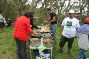 Rando à la Forêt de Tévelave avec les Randonneurs du Week-end Dimanche 06 avril 2014