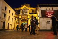 nuit à Pashupatinath