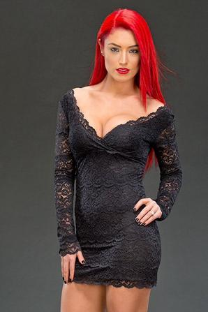 Beautiful WWE :Eva Maria on Black Friday