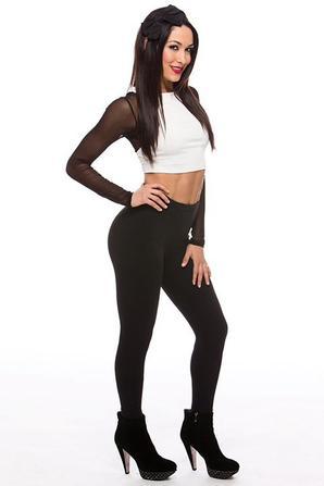 Beautiful WWE :Brie Bella on Black Friday