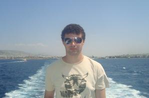 Moi en Grèce
