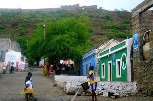 Quelques vues typiques du Cap Vert