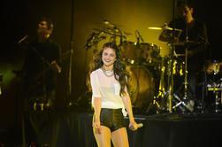 Selena concert à Londres