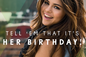 SPECIAL | HAPPY BIRTHDAY SELENA ♥