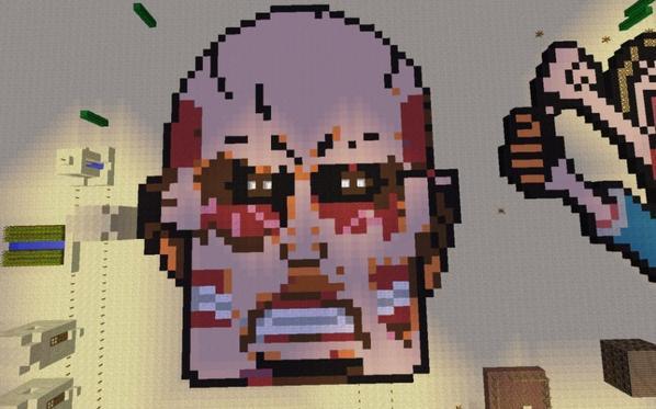mes derniers pixels arts