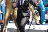 Demi Lovato à la Gay Pride à Los Angeles