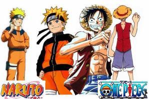 Top 5 manga animes les plus celebre au monde ^^