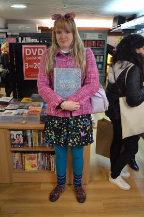 La Harry Potter Book Night 2018 - Librairie WHSmith Paris