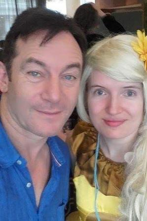 Article 12 - Jason Isaacs (alias Lucius MALEFOY)