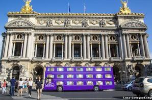 Le Magicobus à Paris, le 1er septembre 2019