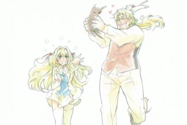 Pandora Heart ♥ un anime trop génial! 8'D
