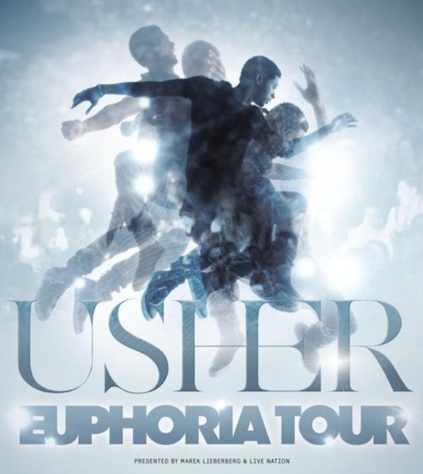 Usher - Euphoria
