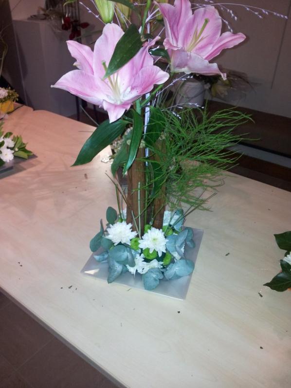 cour art floral de se soir