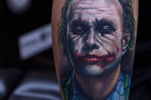 Tattoo Joker Un Amour De Tatouage