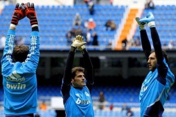 Le retour d Iker Casillas
