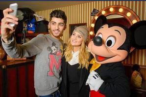 Zerrie à Disneyland