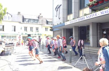 démo fête de la musique landivisiau juin 2015