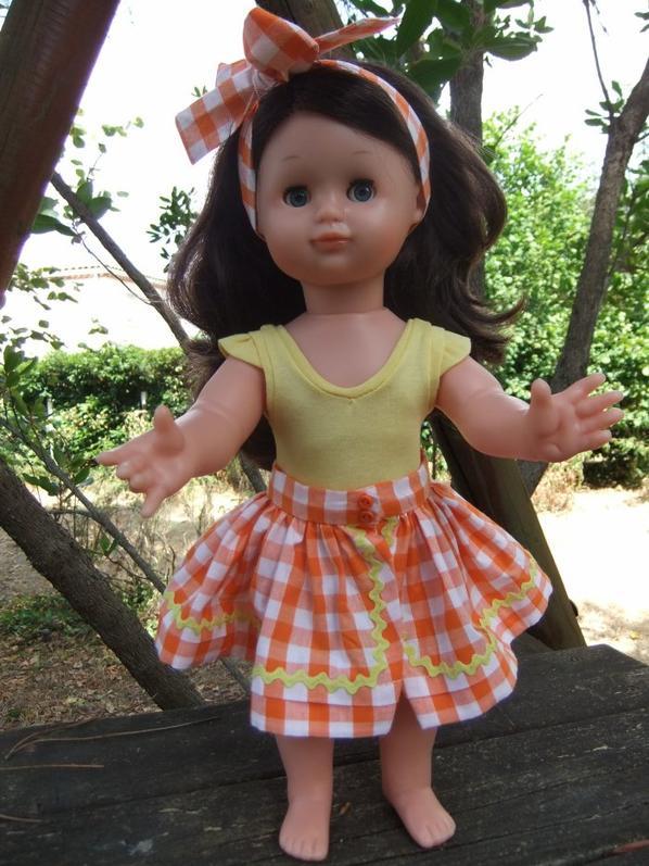 Émilie en juillet 2011