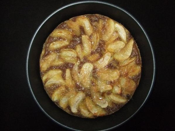 Ce soir, pas de régime: tartiflette et tarte rapide aux pommes!
